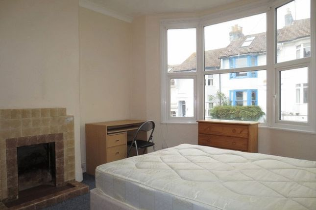 Thumbnail Terraced house to rent in Newmarket Road, Brighton