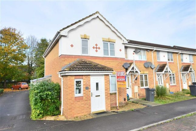 Thumbnail End terrace house for sale in Bishops Castle Way, Tredworth, Gloucester