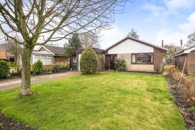 Thumbnail Bungalow for sale in St. James Gardens, Leyland, .