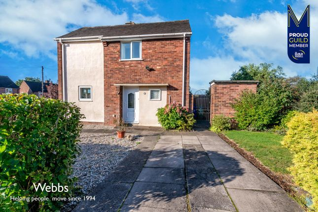Thumbnail Semi-detached house to rent in Conway Road, Cannock