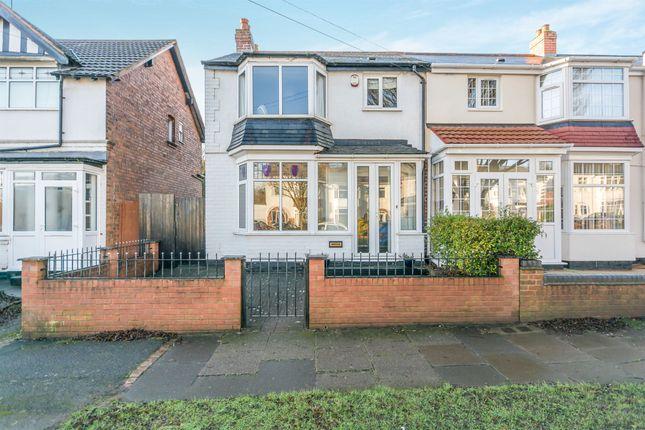 Thumbnail Semi-detached house for sale in Balden Road, Harborne, Birmingham