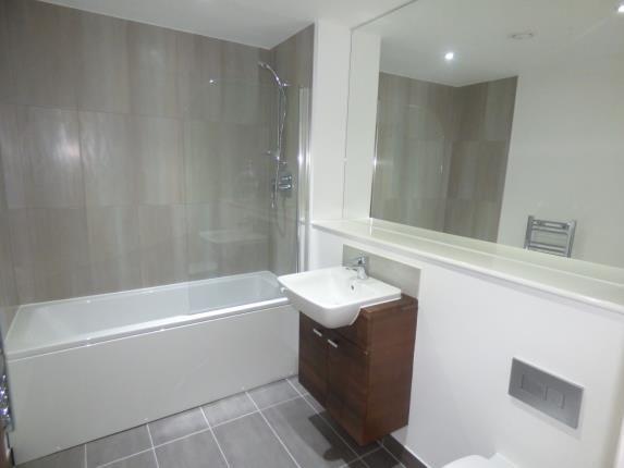 Bathroom of The Strand, Liverpool, Merseyside L2