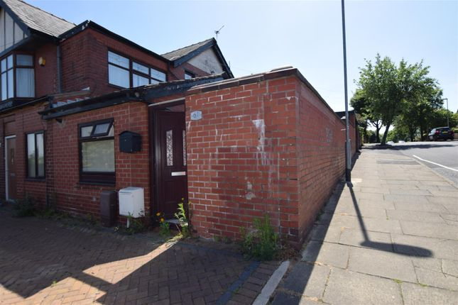 Thumbnail Semi-detached house to rent in Bury Old Road, Heywood