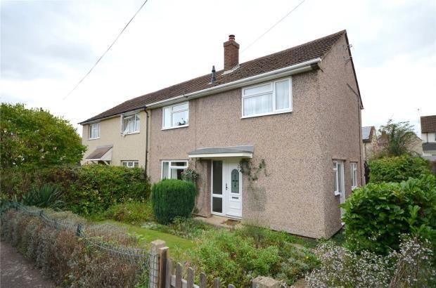 Thumbnail Semi-detached house for sale in Chalklands, Linton, Cambridge