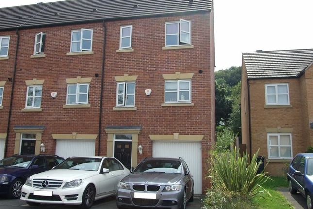 Thumbnail End terrace house to rent in Tai Maes, Mold, Flintshire