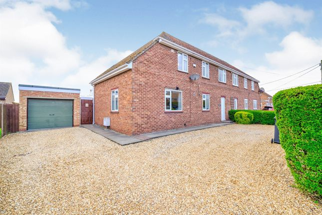 3 bed semi-detached house for sale in School Drove, Ramsey, Huntingdon PE26