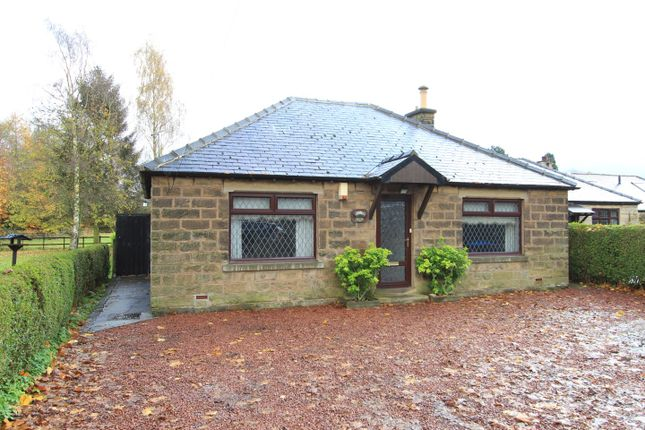 Thumbnail Bungalow for sale in Church Road, Churchtown, Darley Dale