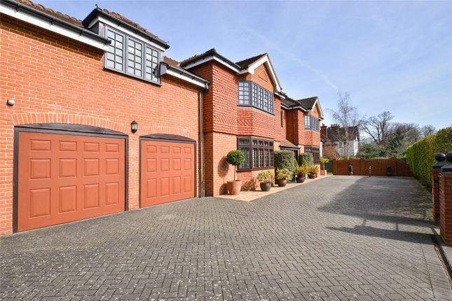 Thumbnail Detached house for sale in Manor Park Road, Chislehurst