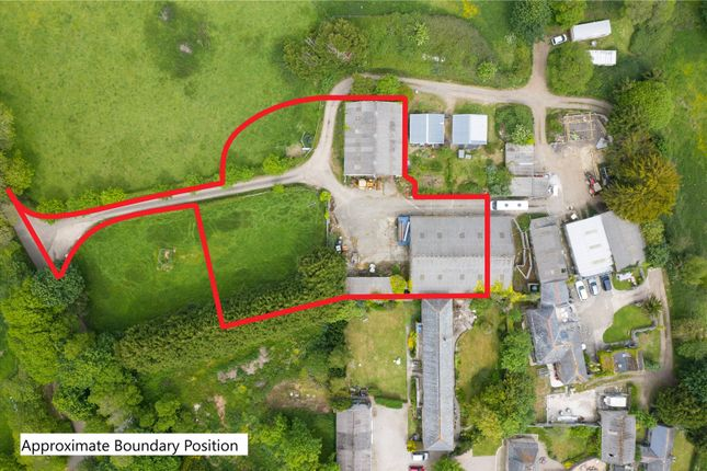 Thumbnail Land for sale in Crowlas, Penzance, Cornwall