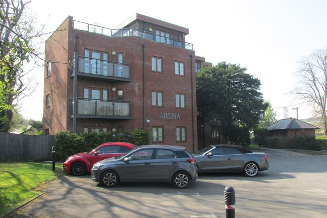 Thumbnail Flat for sale in Botley Road, West End, Southampton