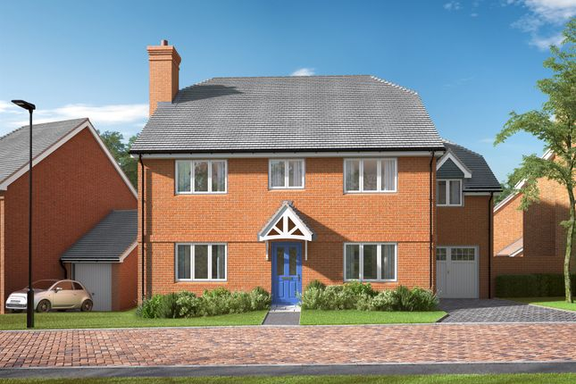 Thumbnail Detached house for sale in The Hawthorns, Holly Drive, Copthorne