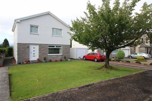 Thumbnail Detached house for sale in Beatock Place, Inverkip, Greenock
