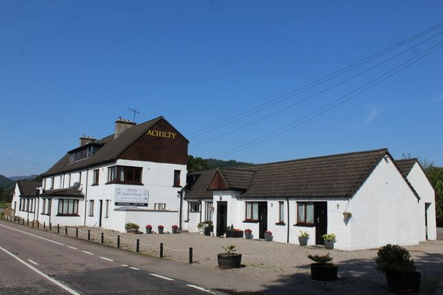 Thumbnail Hotel/guest house for sale in Achilty Guest House, Contin, Strathpeffer