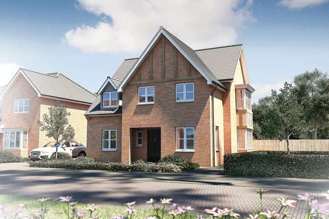 """Thumbnail Detached house for sale in """"The Malham"""" at Pershore Road, Evesham"""