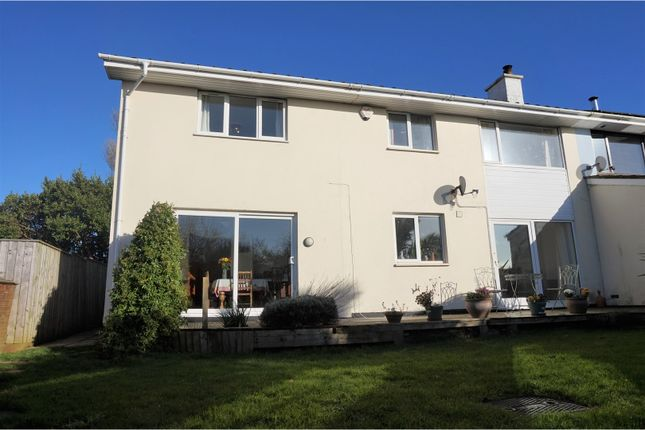Thumbnail End terrace house for sale in Rea Barn Close, Brixham
