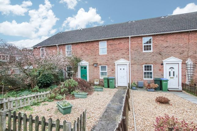 3 bed terraced house for sale in Howerts Close, Warsash, Southampton SO31