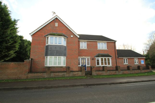 Thumbnail Detached house to rent in Lutterworth Road, Walcote, Lutterworth