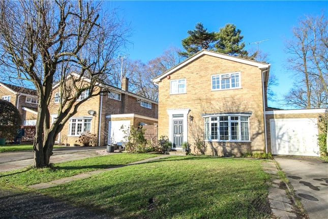 Thumbnail Detached house for sale in Larchfield Road, Fleet