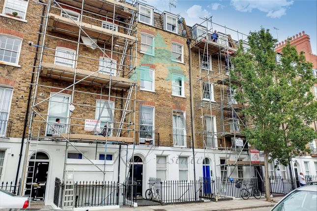 Thumbnail Flat for sale in Cosway Street, London