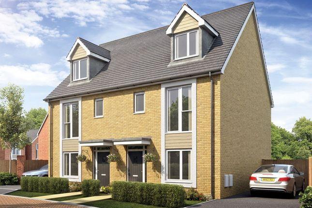 Thumbnail Semi-detached house for sale in Cofton Grange, Cofton Hackett, Birmingham