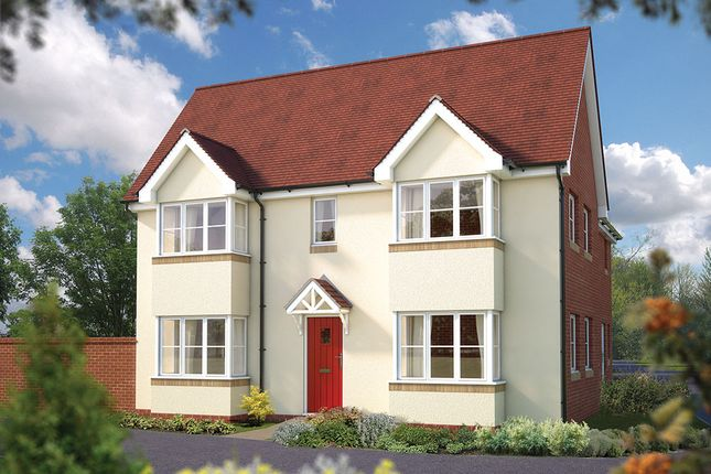 """Thumbnail Detached house for sale in """"The Sheringham"""" at Pixie Walk, Ottery St. Mary"""