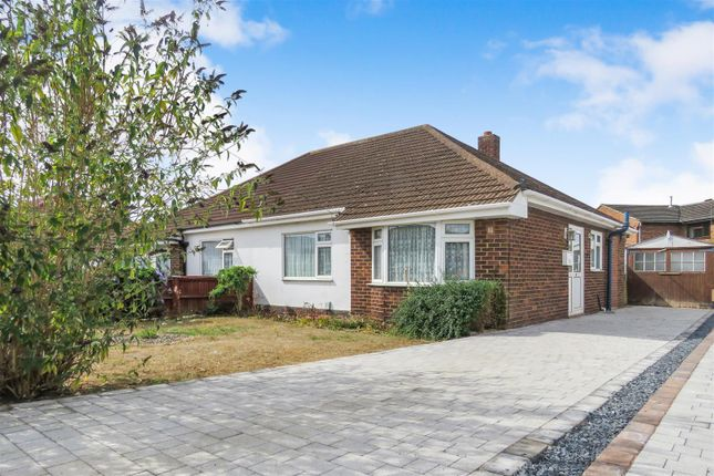 Thumbnail Semi-detached bungalow for sale in Stoneland Avenue, Biggleswade