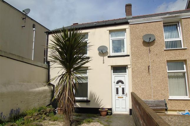Thumbnail End terrace house to rent in Mill Terrace, Cwm, Ebbw Vale