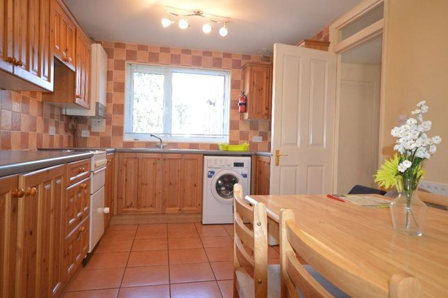 Thumbnail Semi-detached house to rent in Cambridge Grove Road, Kingston Upon Thames