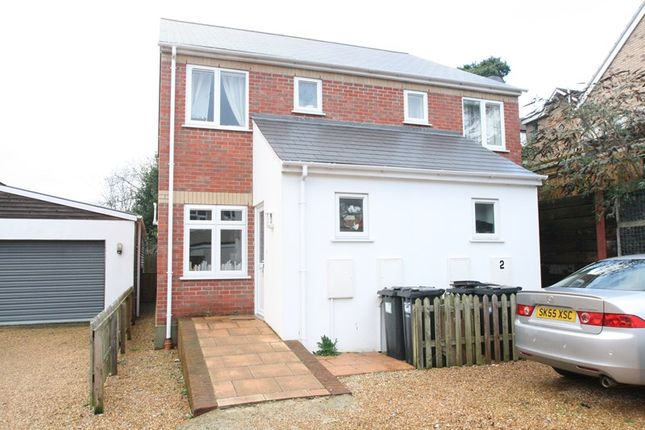 Thumbnail Semi-detached house for sale in Frances Road, Bournemouth