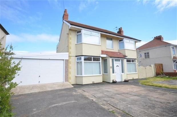 Thumbnail Property for sale in 98 Beaufort Avenue, Blackpool
