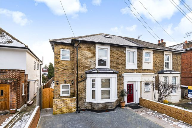 Thumbnail Flat for sale in Palace Grove, Bromley