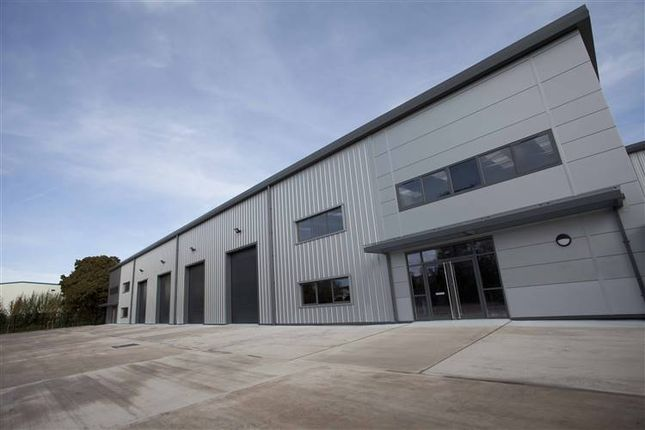 Thumbnail Industrial for sale in Poplar Way West, Bristol