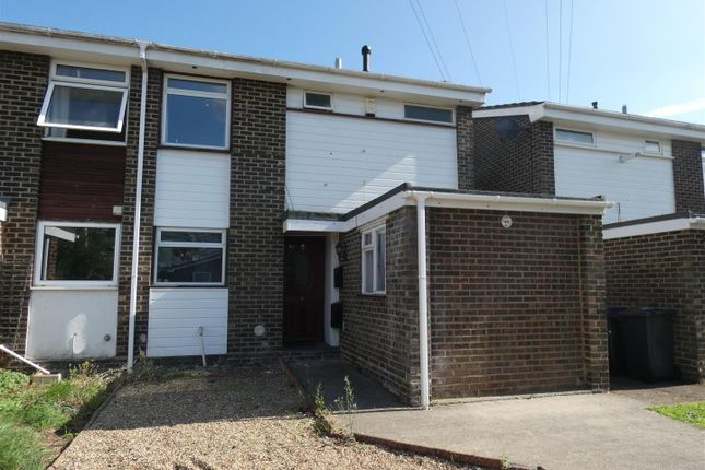 4 bed semi-detached house to rent in Ulcombe Gardens, Canterbury CT2