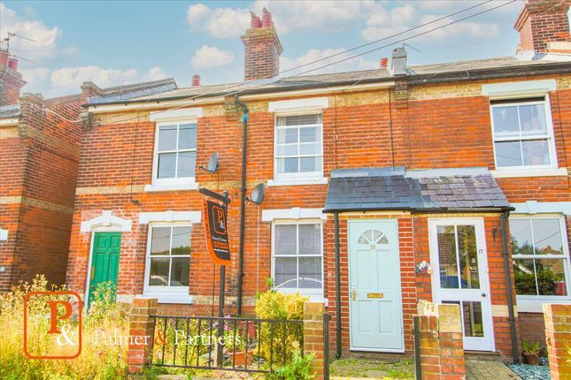 Thumbnail Terraced house for sale in Manor Road, Wivenhoe, Colchester