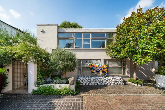 4 bed detached house for sale in Wavel Mews, London NW6
