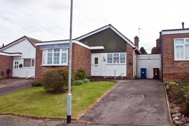Thumbnail Detached bungalow for sale in Lambert Drive, Burntwood