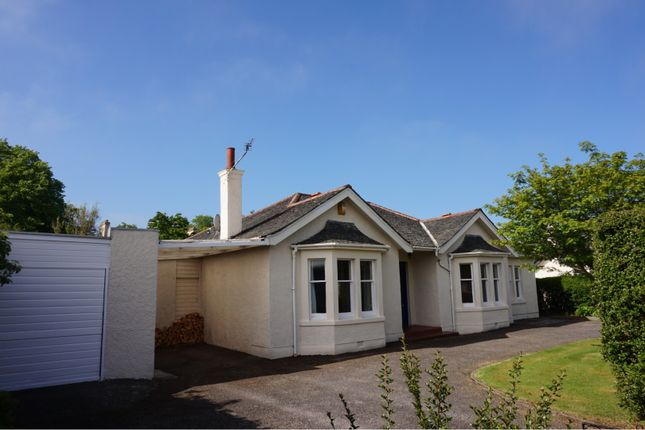 Thumbnail Detached bungalow for sale in Leys Drive, Inverness