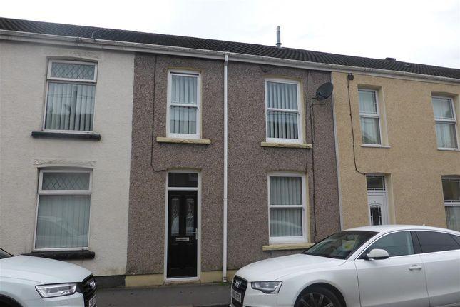 Thumbnail Terraced house for sale in 8 Heathfield Avenue, Glynneath, Glynneath
