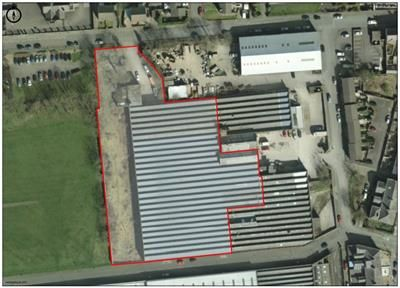 Thumbnail Commercial property for sale in Unit 10, Waverledge Business Park, Waverledge Street, Great Harwood, Blackburn, Lancashire
