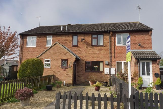 Thumbnail Terraced house for sale in Lancaster Way, Market Deeping, Peterborough