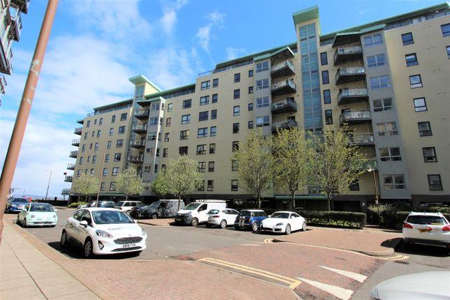 Thumbnail Flat to rent in Portland Gardens, Leith, Edinburgh