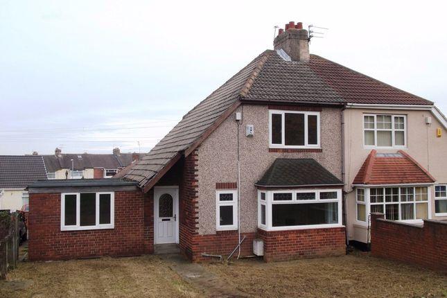 Thumbnail Semi-detached house for sale in Wraith Terrace, Horden