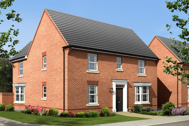 "Thumbnail Detached house for sale in ""Layton"" at Birmingham Road, Bromsgrove"