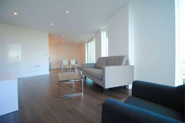 Thumbnail Flat to rent in 1 Saffron Central Square, Croydon, Surrey