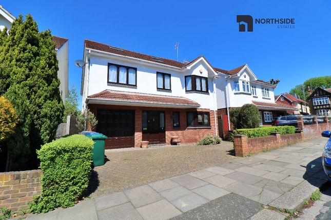 Thumbnail Detached house to rent in Lyndhurst Gardens, London