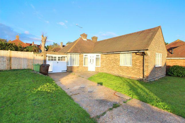Thumbnail Detached bungalow for sale in Tollgates, Battle