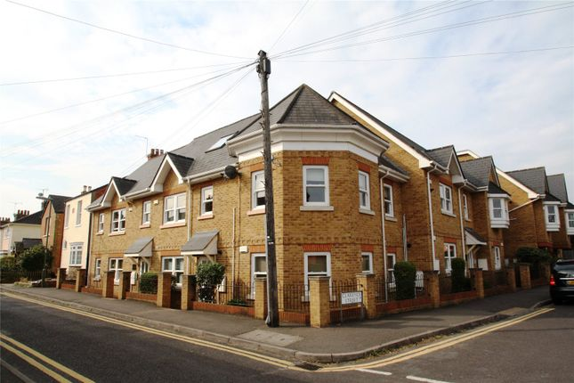 2 bed flat to rent in The Old Coalyard, North Street, Egham, Surrey