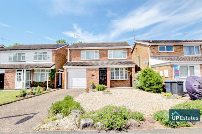 Thumbnail Detached house for sale in Friars Close, Binley Woods, Coventry