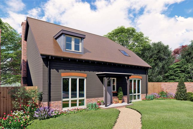 Thumbnail Country house for sale in Park Lane, Milford On Sea, Lymington