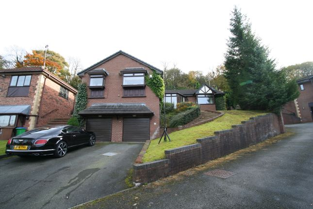 Thumbnail Detached house for sale in Foot Wood Crescent, Shawclough, Rochdale